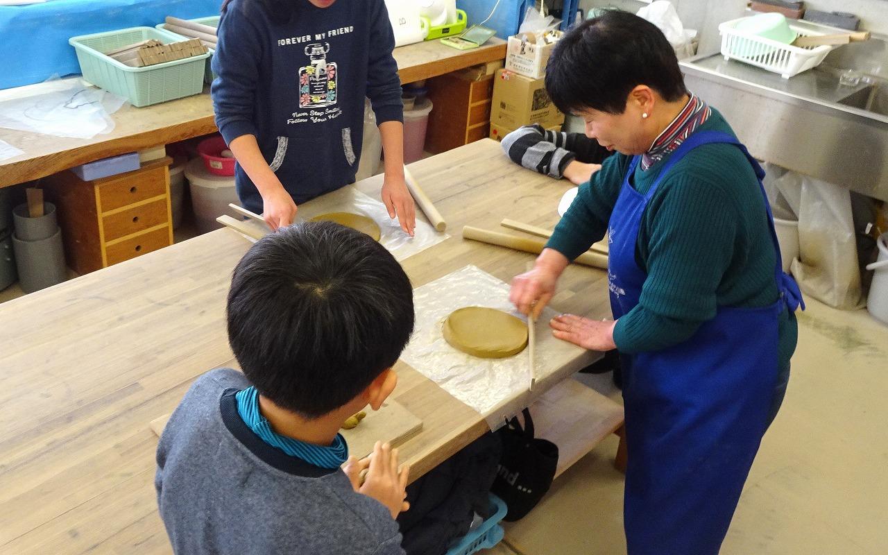 【体験教室】陶芸教室