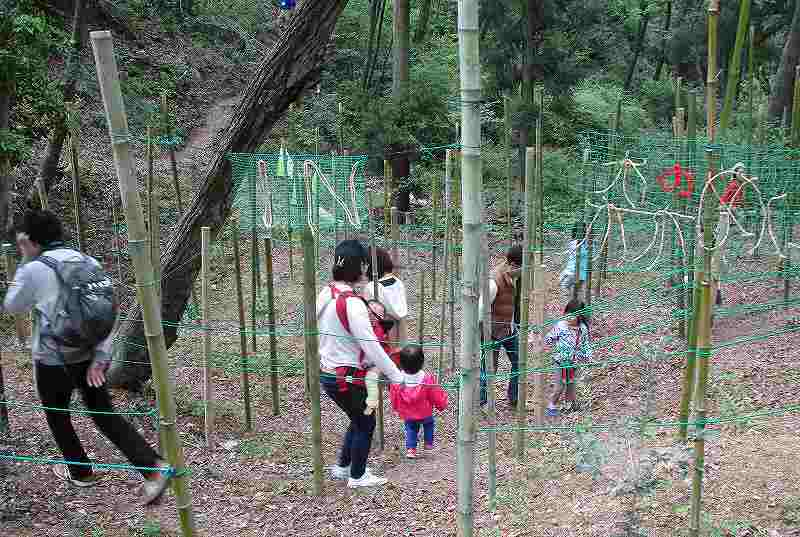 さぬきの森 冒険&遊び広場